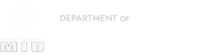 Department of IS